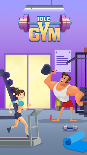 Gym Tycoon - Idle Workout Club, Fitness Simulator apktram screenshots 1