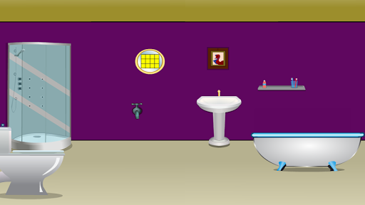 Modern Purple House Escape Apk Download 4