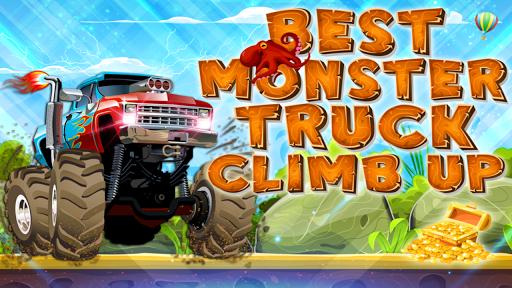 Best Monster Truck Climb Up 1.5 screenshots 1