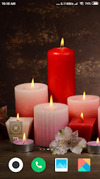 Candle Light  Wallpaper HD APK screenshot thumbnail 7