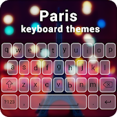 Paris Keyboard Theme