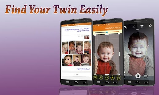 Find My Twin Look Alike- screenshot thumbnail