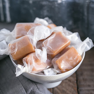 Soft Chewy Cream Caramels Recipe
