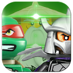 Ninja Turtles Games - Kids Jigsaw Puzzles Icon