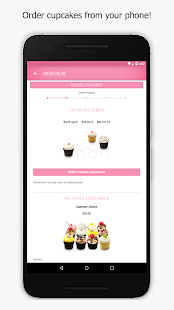 Georgetown Cupcake- screenshot thumbnail
