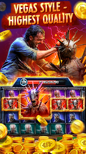 The Walking Dead Free Casino Slots MOD (Free Chests) 1