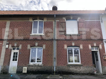 maison à Woincourt (80)