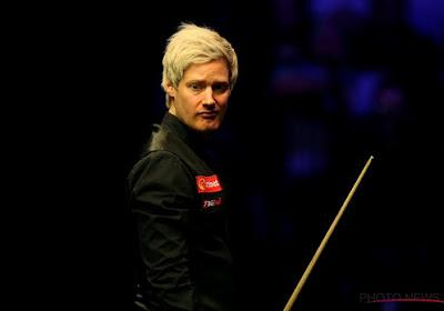 Viervoudig wereldkampioen houdt Neil Robertson uit halve finales op WK snooker