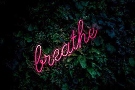 Aandacht voor je ademhaling