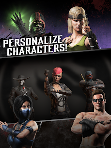 Mortal Kombat MOD APK – Download 2.5.0 (Unlimited Money) 10