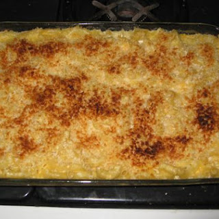 Cream Cheesy Macaroni and Cheese