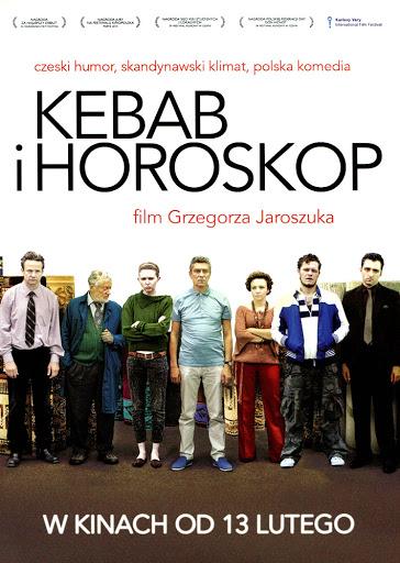 Przód ulotki filmu 'Kebab i Horoskop'