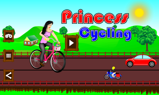 Princess Cycling (Unreleased) - náhled