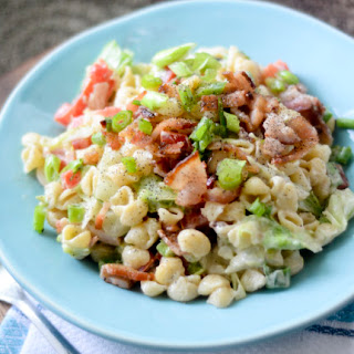weight watchers blt pasta salad ( 4 SmartPoints )