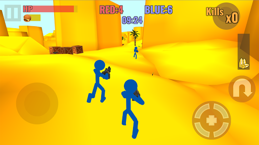 Stickman Counter Zombie Strike 1.02 screenshots 15
