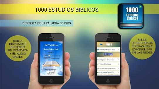 Descargar 1000 Estudios Biblicos para PC ✔️ (Windows 10/8/7 o Mac) 2