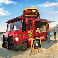 Food Truck Driving Simulator Food Delivery Games