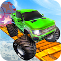 Impossible Mega Ramp Monster Truck: ATV Quad Bike icon