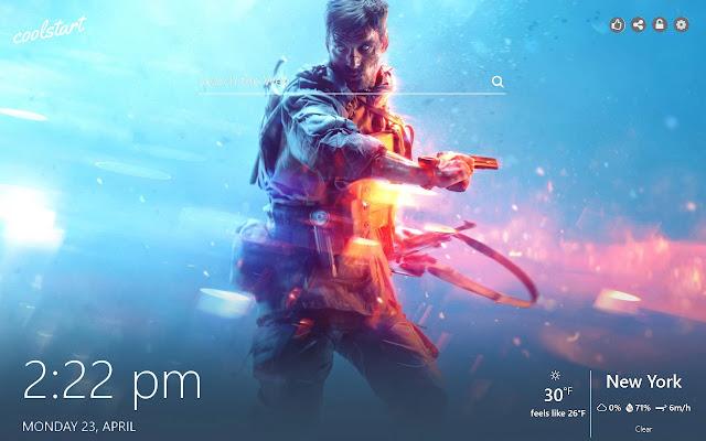 Battlefield 5 HD Wallpaper Games Theme