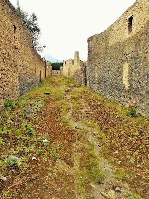 Antica strada alle pendici del Vesuvio di angela_d