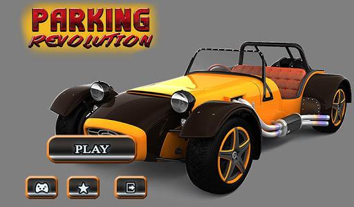 Parking Revolution: Super Car Offroad Hilly Driver 1.0 screenshots 11