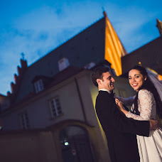 Wedding photographer Michał Kamiński (MichalKamins). Photo of 24.03.2016