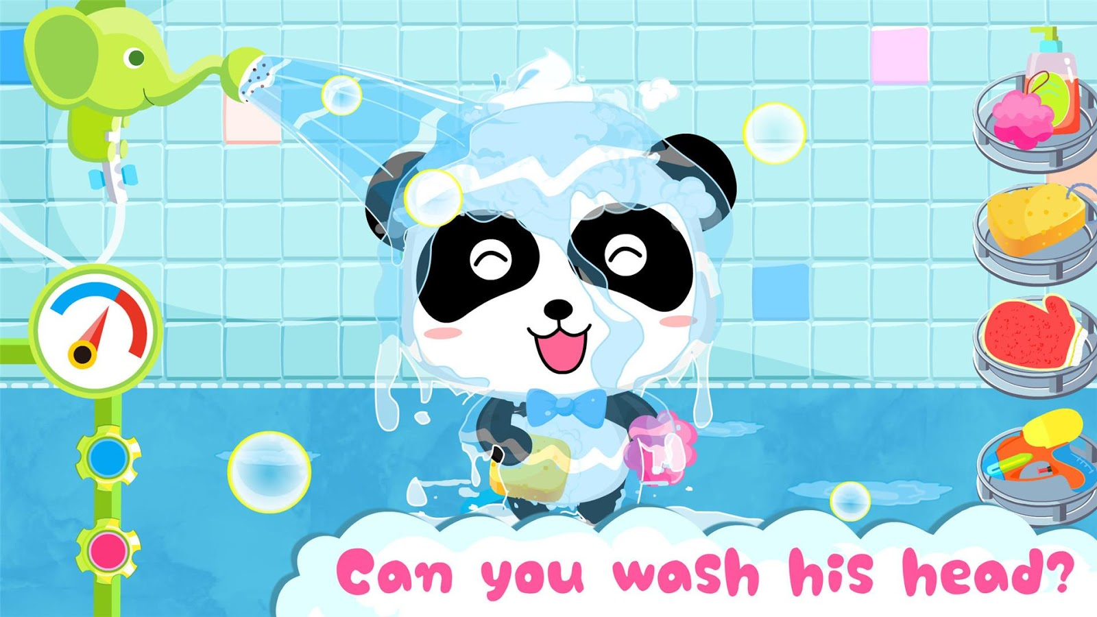 Baby Panda 39 S Bath Time Android Apps On Google Play