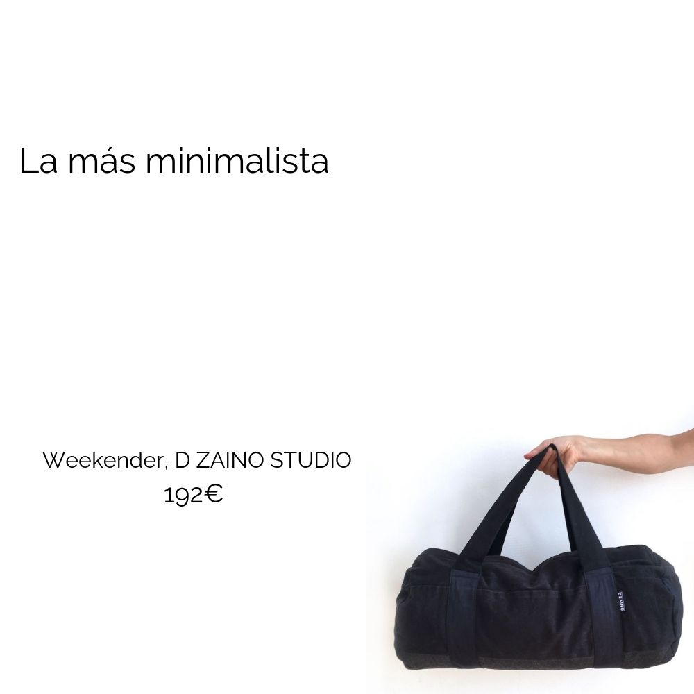 WEEKENDER BACKPACK, DZAINO STUDIO