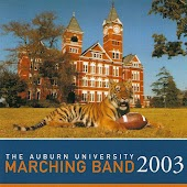The Auburn University Marching Band 2003
