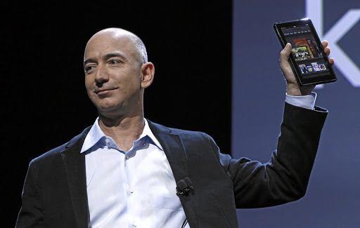 Amazon founder and CEO Jeff Bezos. Picture: REUTERS