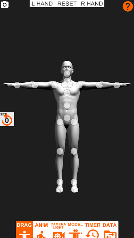 TiPose 3d human pose tool APK 1 0 3 Download - Free Comics