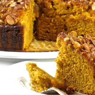Divine Pumpkin Crunch Cake