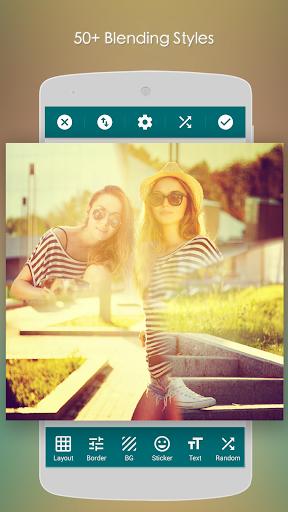 Blender Camera: Photo Blender 2.1 screenshots 1