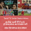 Tamil TV Serial Status Video icon