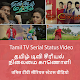 Tamil TV Serial Status Video icon