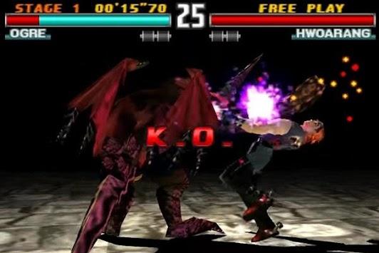 Кіраўніцтва Tekken 3 APK апошняя версія спампаваць - Free