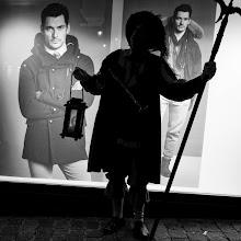 Photo: time travel...  #StreetPics  #street #streettogs #streetphotography #shootthestreet #blackandwhite #blackandwhitephotography #bw #monochrome  #monochromeartyclub #monochromephotography