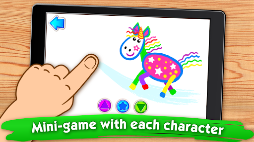 Children Coloring Games for kids! Preschool games 2.0.1.0 screenshots 4
