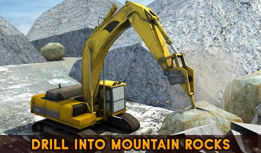 Hill Excavator Mining Truck Construction Simulator 1.2 screenshots 12