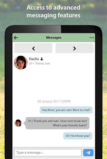 IranianSinglesConnection - Iranian Dating App 2.1.6.1561 screenshots 8