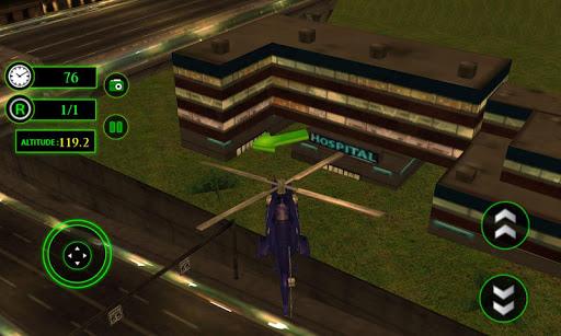 無料模拟Appの911警察の武装ヘリコプター|記事Game