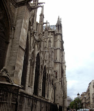 Photo: Notre Dame (side), Paris, France