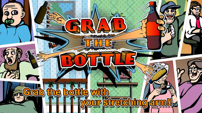 Grab The Bottle v1.5 [Paid]
