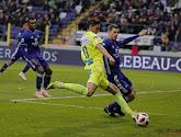 James Lawrence souligne l'importance de la clean sheet d'Anderlecht face à Gand
