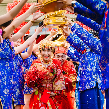 Wedding photographer Nghia Tran (NghiaTran). Photo of 14.01.2018