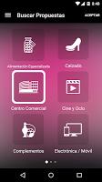 Screenshot of Centro Comercial Diagonal Mar