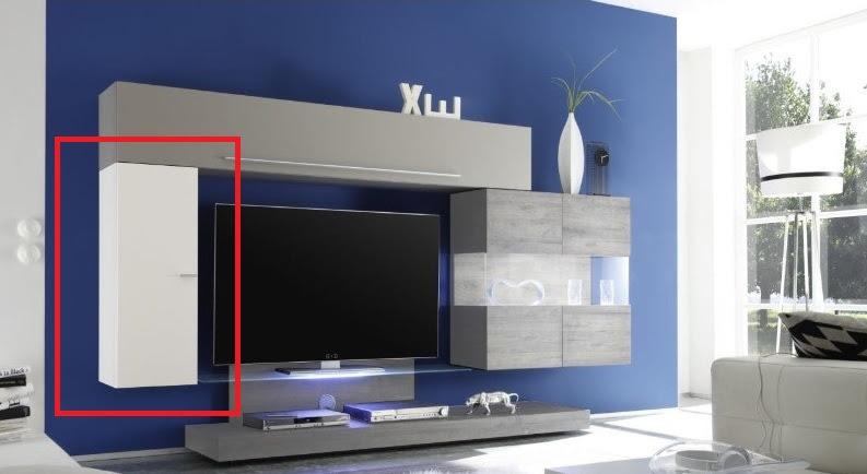 Colonna appesa per soggiorno bali, complemento d'arredo di design ...