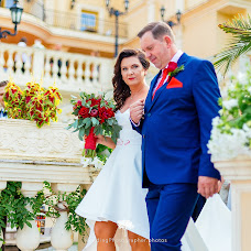 Wedding photographer Tom Zuk (weddingphotos). Photo of 14.08.2017