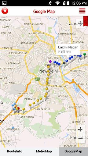 Delhi Metro Rail 6.3 screenshots 6