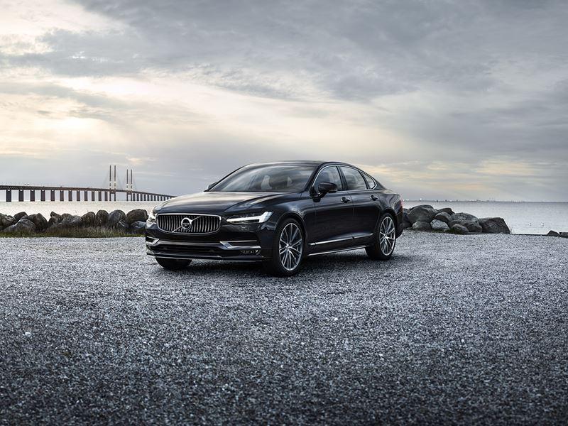 ราคา ตารางผ่อน, ดาวน์ Volvo S90